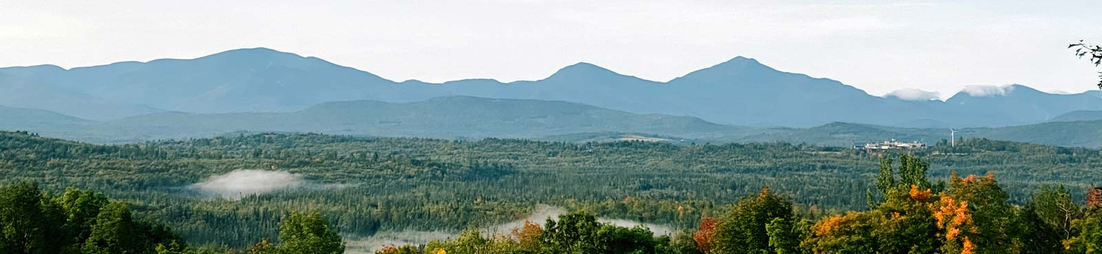 White Mountains of NH